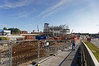 2020 05 30 Swansea Development, Swansea, Wales, UK
