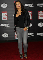 HOLLYWOOD, LOS ANGELES, CA, USA - NOVEMBER 04: Ming-Na Wen arrives at the Los Angeles Premiere Of Disney's 'Big Hero 6' held at the El Capitan Theatre on November 4, 2014 in Hollywood, Los Angeles, California, United States. (Photo by Celebrity Monitor)