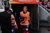 Fifa Women's World Cup Germany 2011 : England - France - at Leverkusen : Corine FRANCO.foto DAVID CATRY / Vrouwenteam.be