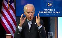 NOV 18 Biden meets Virtually with Frontline Workers