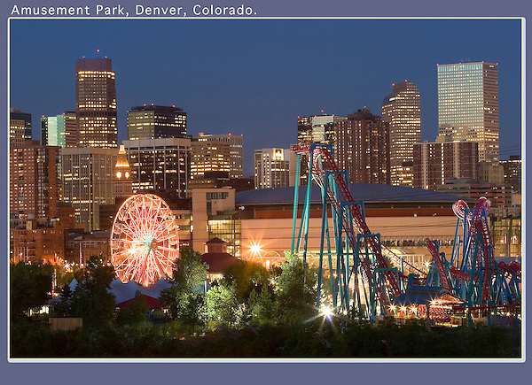 Digital cameras make night photography fun and easy, so EXPLORE. <br />