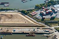 Hansaterminal: EUROPA, DEUTSCHLAND, HAMBURG 13.10.2020 Hansaterminal im Hamburger Hafen beim Umbau