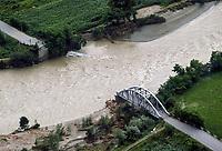 - flood in Valtellina (July 1987)<br /> <br /> - alluvione in Valtellina (luglio 1987)