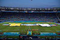 3rd July 2021, Stadio Olimpico, Rome, Italy;  Euro 2020 Football Championships, England versus Ukraine quarter final;  Stadio Olimpico