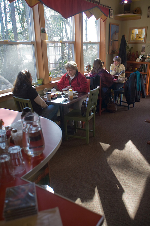 Whidbey Island, Mukilteo Coffee Roasters, Langley Area, Washington State, Pacific Northwest,