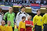 Wales v Germany 0409