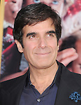 David Copperfield at Warner Bros. Pictures' L.A Premiere of  The Incredible Burt Wonderstone held at The Grauman's Chinese Theater in Hollywood, California on March 11,2013                                                                   Copyright 2013 Hollywood Press Agency