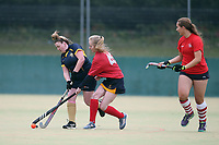 Romford HC Ladies vs Upminster HC Ladies 3rd XI, East Region League Field Hockey at Bower Park Academy on 26th September 2020