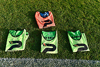 warming up shirts pictured before a female soccer game between SV Zulte - Waregem and Oud Heverlee Leuven on the sixth matchday of the 2020 - 2021 season of Belgian Scooore Women s SuperLeague , saturday 7 th of November 2020  in Zulte , Belgium . PHOTO SPORTPIX.BE   SPP   DIRK VUYLSTEKE