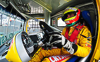 BRASILIA, DF,03 DE DEZEMBRO 2011 - FORMULA TRUCK - Formula Truck etapa em Brasilia<br /> Felipe giaffone <br /> Local: Autodromo Internacional Nelson PiquetFOTO: ED AVES - NEWS FREE.