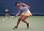 August  14, 2019:  Naomi Osaka (JPN) defeated Aliasandra Sasnovich (BLR) 7-6, 2-6, 6-2, at the Western & Southern Open being played at Lindner Family Tennis Center in Mason, Ohio. ©Leslie Billman/Tennisclix/CSM