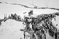 Umbrailpass (Alt: 2502m)<br /> <br /> Stage 16: Rovett › Bormio (222km)<br /> 100th Giro d'Italia 2017