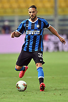 Danilo D'Ambrosio of FC Internazionale in action during the Serie A football match between Parma and FC Internazionale at stadio Ennio Tardini in Parma ( Italy ), June 28th, 2020. Play resumes behind closed doors following the outbreak of the coronavirus disease. <br /> Photo Andrea Staccioli / Insidefoto
