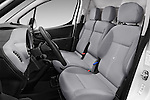 Front seat view of 2016 Citroen Berlingo-Furgon Club-M 4 Door Car Van Front Seat  car photos