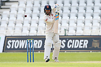 Shane Snater in batting action for Essex during Nottinghamshire CCC vs Essex CCC, LV Insurance County Championship Group 1 Cricket at Trent Bridge on 9th May 2021