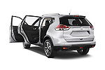 Car images of a 2014 Nissan X-TRAIL Tenka 5 Door SUV 2WD Doors