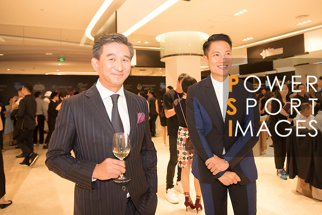 VIP cocktail at the end of the Red Carpet event at the World Celebrity Pro-Am 2016 Mission Hills China Golf Tournament on 20 October 2016, in Haikou, China. Photo by Weixiang Lim / Power Sport Images