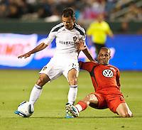 Los Angeles Galaxy vs DC United June 03 2011