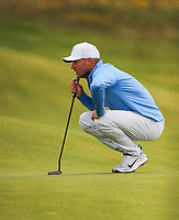 200719 | The 148th Open - Day 3<br /> <br /> Alex Noren of Sweden on the 2nd during the 148th Open Championship at Royal Portrush Golf Club, County Antrim, Northern Ireland. Photo by John Dickson - DICKSONDIGITAL