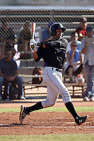 Cuba Bess plays in the 2015 Arizona Senior Fall Classic on October 7-11, 2015 at the Peoria Sports Complex in Peoria, Arizona (Bill Mitchell)