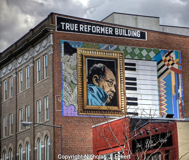 Duke Ellington Mural