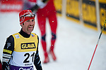HOLMENKOLLEN, OSLO, NORWAY - March 16: Bryan Fletcher of USA after the cross country 15 km (2 x 7.5 km) competition at the FIS Nordic Combined World Cup on March 16, 2013 in Oslo, Norway. (Photo by Dirk Markgraf)