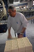 Europe/France/Provence-ALpes-Côte d'Azur/13/Bouches-du-Rhône/Marseille: Fabrication du savon de Marseille
