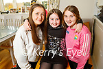 Caoilinn Harte from Kilmorna, Listowelgets a big from her sisters Caoimhe and Aoibhínn as they celebrate after Caoilinn being named an Inspirational Hero in the Gala Retail and Virgin Media Inspiration Awards and the award-winners  demonstrated how they have made Ireland a better place with their selfless acts and inspirational deeds during the Covid-19 crisis, and how they have gone above and beyond for others in their local community