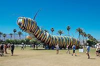 Coachella Festival 2015 Weekend 2 Day 1