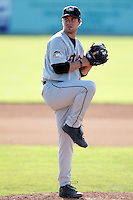 July 19, 2009:  Pitcher Mike Modica of the Tri-City ValleyCats during a game at Dwyer Stadium in Batavia, NY.  The ValleyCats are the Short-Season Class-A affiliate of the Houston Astros.  Photo By Mike Janes/Four Seam Images