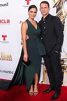 PASADENA, CA, USA - OCTOBER 10: Melissa Fumero, David Fumero arrive at the 2014 NCLR ALMA Awards held at the Pasadena Civic Auditorium on October 10, 2014 in Pasadena, California, United States. (Photo by Celebrity Monitor)