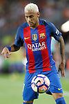 FC Barcelona's Neymar Jr during La Liga match. September 21,2016. (ALTERPHOTOS/Acero)