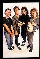 The Flaming Lips Portrait Shoot on October 22, 1989. Credit: Jay Blakesberg/MediaPunch ***HIGHER RATES APPLY***