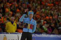 SPEEDSKATING: HEERENVEEN: 11-01-2020, IJsstadion Thialf, European Championship distances, 500m Men, Mathias Vosté (BEL), ©foto Martin de Jong