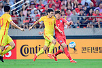 Korea Republic vs China PR during their 2018 FIFA World Cup Russia Final Qualification Round Group A match at Seoul World Cup Stadium on 01 September 2016, in Seoul, South Korea. Photo by Marcio Machado / Power Sport Images