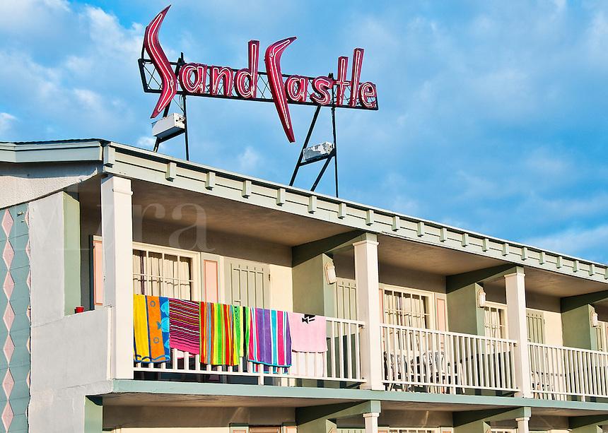 Sand Castle Motel, Wildwood, New Jersey, NJ