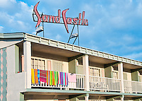 Sand Castle Motel, Wildwood, New Jersey, NJ