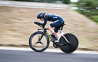 Georgia Williams (NZL/Mitchelton-Scott)<br /> <br /> Women Elite Time trial from Imola to Imola (31.7km)<br /> <br /> 87th UCI Road World Championships 2020 - ITT (WC)<br /> <br /> ©kramon
