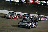 #51: Christian Eckes, Kyle Busch Motorsports, Toyota Tundra Mobil 1 and #17: Tyler Ankrum, DGR-Crosley, Toyota Tundra DGR-Crosley Driver Development