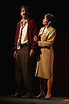 Actress Sergio Lopez and Liliana Guido perform the play An Enemy of the People by Henrik Ibsen at the Teatto El Galeon, July 28, 2008.  The play is directed by Raquel Seoane. The theater company Contigo... America started its work on 1981 in Mexico. Photo by Heriberto Rodriguez