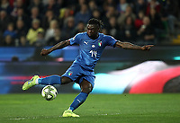 Football: Euro 2020 Group J qualifying football match Italy vs Finland at the Friuli Stadium in Udine on march  23, 2019<br /> Italy's Moise Kean in action during the Euro 2020 qualifying football match between Italy and Finland at the Friuli Stadium in Udine, on march 23, 019<br /> UPDATE IMAGES PRESS/Isabella Bonotto