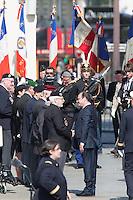 FRANCOIS HOLLANDE - 71EME ANNIVERSAIRE DE LA VICTOIRE DU 8 MAI 1945 - DERNIERE COMMEMORATION SOUS LE MANDAT DE FRANCOIS HOLLANDE