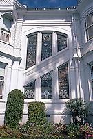 San Diego: Peter Britt House, 1889. Detail. (Photo '80)