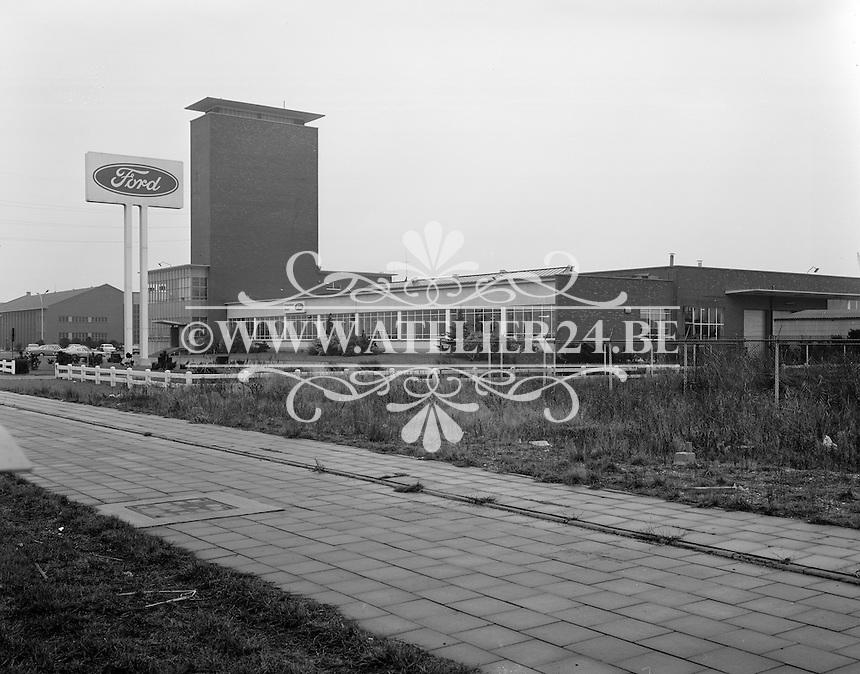 1972. Ford Motor Company Belgium.