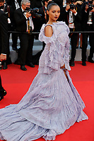 """CANNES, FRANCE - JULY 17: Kat Graham at the final screening of """"OSS 117: From Africa With Love"""" and closing ceremony during the 74th annual Cannes Film Festival on July 17, 2021 in Cannes, France. <br /> CAP/GOL<br /> ©GOL/Capital Pictures"""
