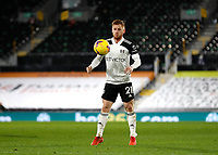 3rd February 2021; Craven Cottage, London, England; English Premier League Football, Fulham versus Leicester City; Harrison Reed of Fulham