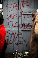 """17.09.2016 - """"March To Save Passing Clouds & London's Music Venues!"""""""