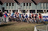 U23 MEN race start<br />
