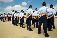 06/25/16 - Photography of the Civil Air Patrol North Carolina  Wing Change of Command ceremony ,Saturday morning June 25, 2016 at the Stanley County Airport in Albemarle, North Carolina. Col. R. Jason Bailey was named the new NC Wing Commander. <br /> <br /> Charlotte Photographer - PatrickSchneiderPhoto.com