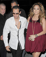 """SMG_Jennifer Lopez_Marc Anthony_Break Up_071811_155.JPG<br /> <br /> MIAMI BEACH, FL - JULY 16: (Us Weekly) Jenny's back on the singles block.  After seven years of marriage, Jennifer Lopez and Marc Anthony have split, their rep tells Us Weekly. """"We have decided to end our marriage. This was a very difficult decision. We have come to an amicable conclusion on all matters,"""" they said in a statement. """"It is a painful time for all involved, and we appreciate the respect of our privacy at this time. The couple are parents to three-year-old twins Max and Emme.  Crooner Anthony, 42, was conspicuously absent at Saturday's star-packed BAFTA Brits to Watch bash in L.A., where wife Lopez, 40, met Prince William and Duchess Kate with mom Guadalupe as her date.<br /> Friends for years, Lopez and Anthony dated briefly in the 1990s. They stepped out again as a couple in early 2004, shortly after Lopez's broken engagement from Ben Affleck, and in the midst of Anthony's divorce from first wife, former Miss Universe Dayanara Torres. They wed at a quiet home wedding in June 2004.<br /> Just last year, they renewed their wedding vows for their sixth anniversary at their Hidden Hills, Calif. estate June 5. """"We realized the bets in Vegas [on whether we'd make it] stopped at five years,"""" Anthony joked to Us at the time.   And as recently as January, singer, actress and American Idol judge Lopez gushed on the Ellen DeGeneres Show about being a parent with Anthony. """"As soon as I had the babies, I thought to myself, 'I want to do this a thousand more times...I love this. This is life.""""<br /> Anthony and first wife Torres share sons Cristin, 10, and Ryan, 7. Lopez (who famously dated Sean Combs in addition to Affleck), had been married twice before: to restauranteur Ojani Noa (they split in 1998) and former backup dancer Cris Judd, to whom she was married from 2001 to 2003.. On July 16, 2011 in Miami Beach, Florida,  (Photo By Storms Media Group)<br />  <br /> People:   Jennifer Lopez_Marc A"""